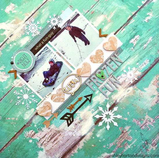 Frozen fun1