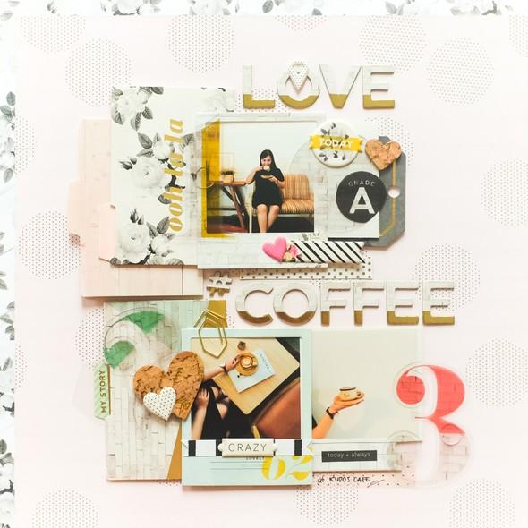 Love coffee by evelynpy original