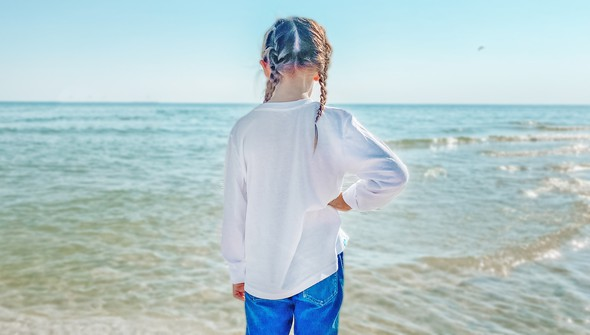 113881 beach merry candy cane long sleeve tee kids white slider5 original