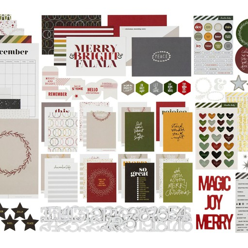 Picture of December Daily® 2018 Main Kit