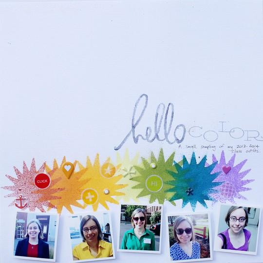 Hellocolor web