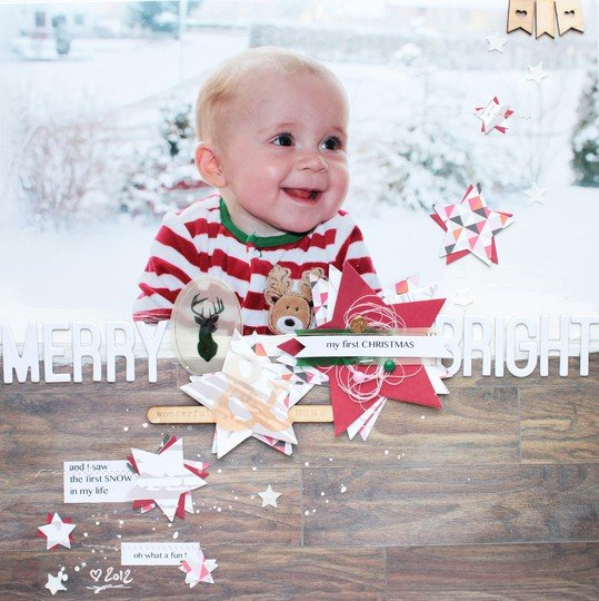 Steffiried layout firstchristmas