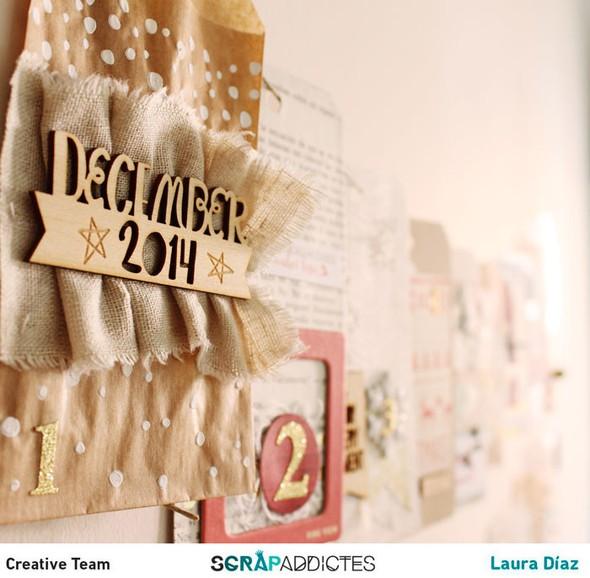 Calendario adviento 17 scrapaddictes