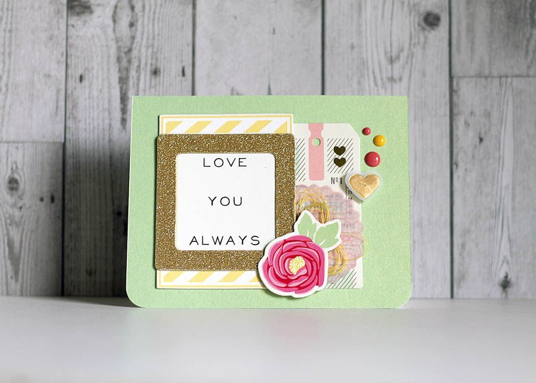 Love you always