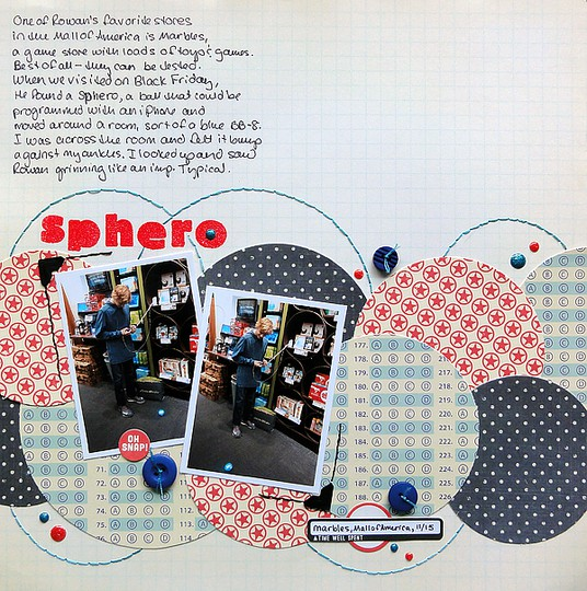 Sphero by jennifer larson original