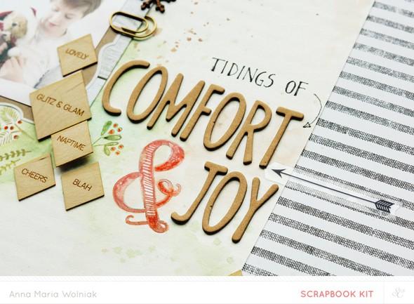 Comfort and joy 1