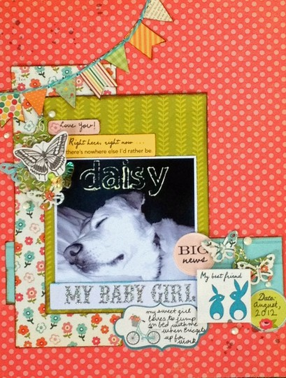 Daisy mybabygirl