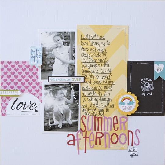 Summerafternoons