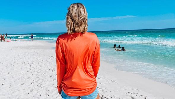 152558 simple beach happy%25c2%25ae long sleeve sun shirt women coral slider3 original
