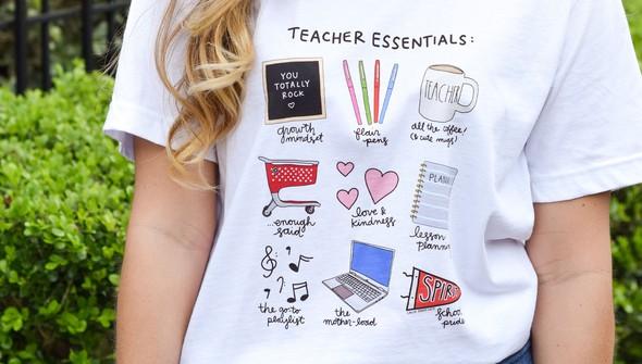 Teacher essentials slider original