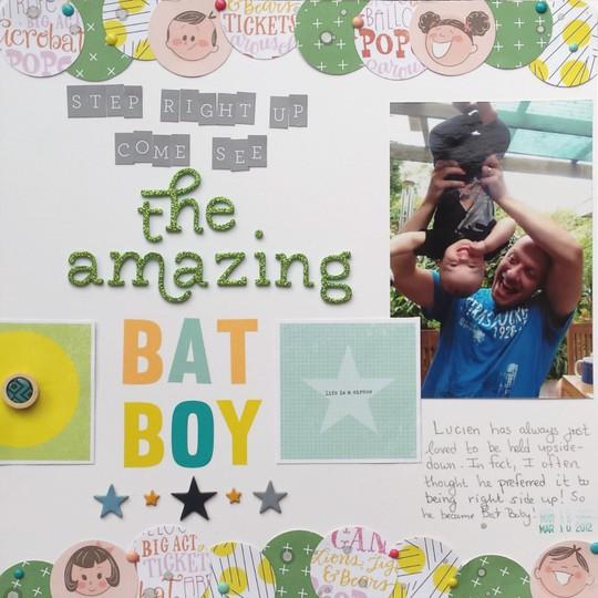 Amazing bat boy 2 original