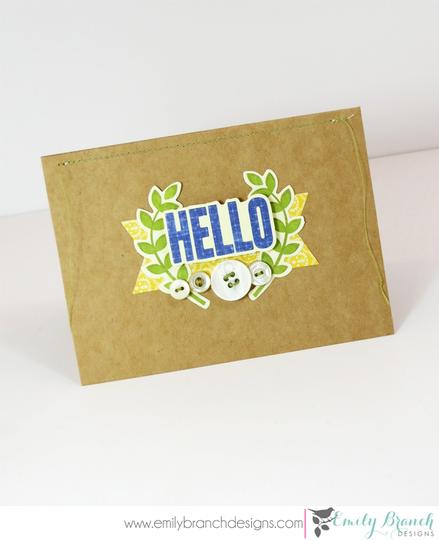 Helloleafcard