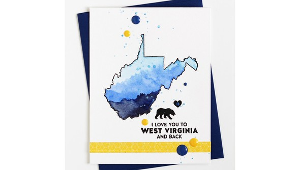 30539 i love west virgina stamp 2 slider original