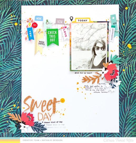 Ctk sweet day nathalie desousa 2 original
