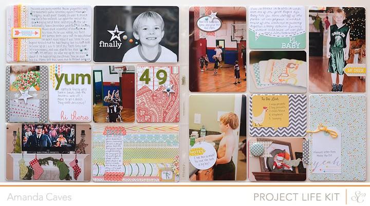 Projectlifeweek49 studio calico full spread