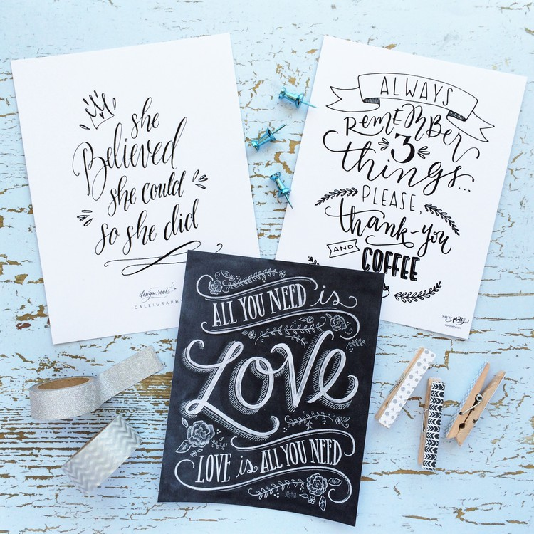 Threeprintables