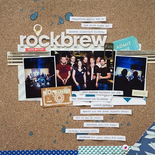 Rockbrew original