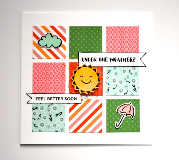 Under the weather card original