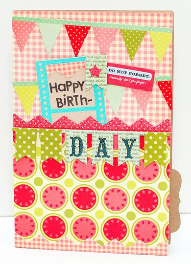 4   happy birthday card   susan weinroth