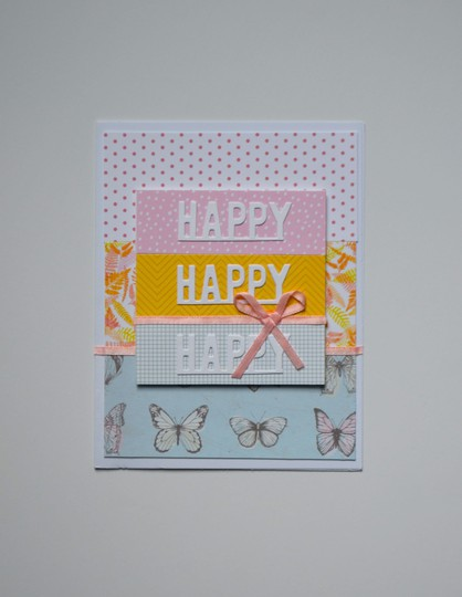 3x happy card original