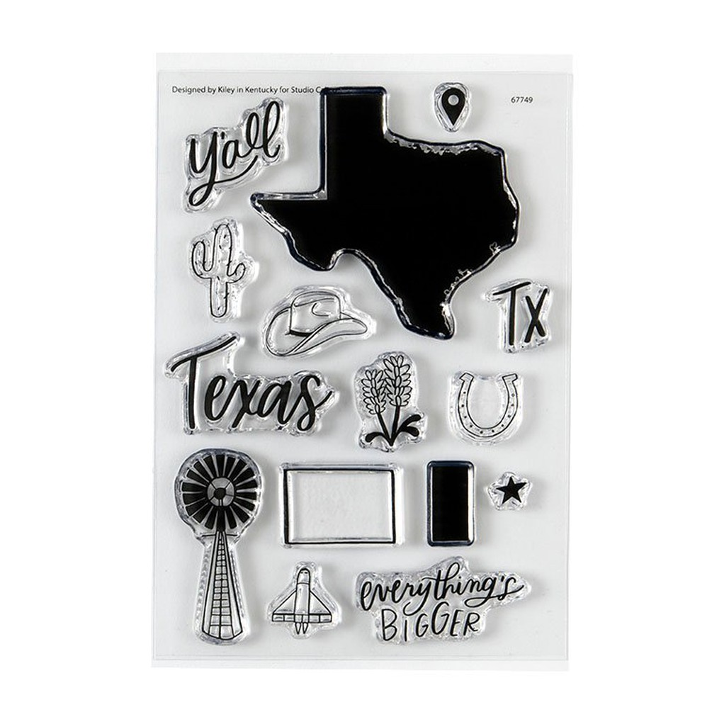 67749 texas4x6stamp