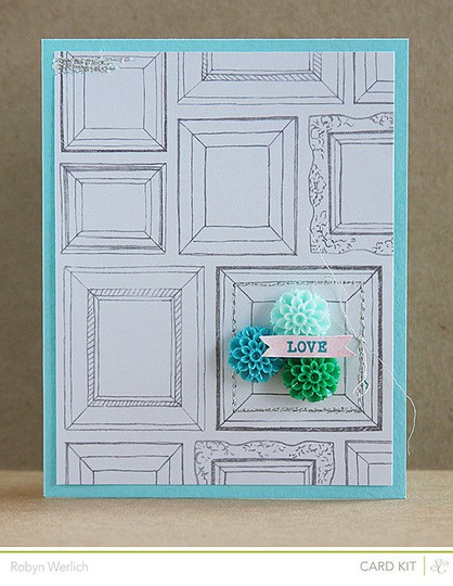 Rwerlich love frames card