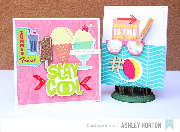 Summer cards original