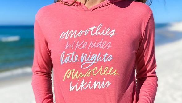 137604 beach trip essentials pullover hoodie women melon slider4 original