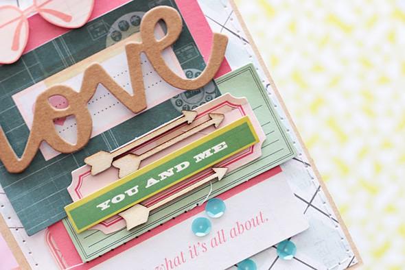 Love card detail by natalie elphinstone original