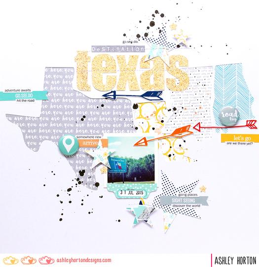 Destination texas800 original