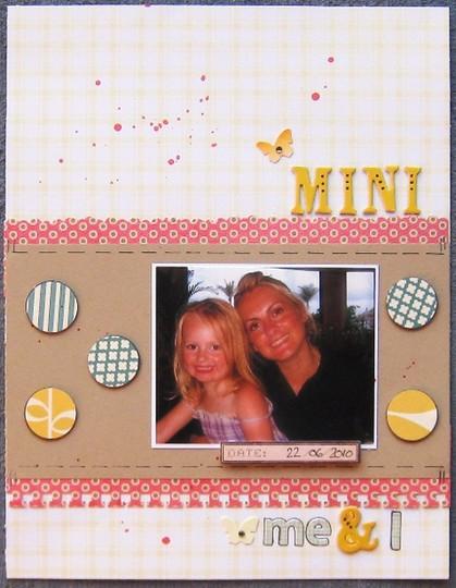 Mini me and i
