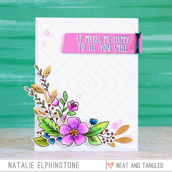 Makes me happy by natalie elphinstone original