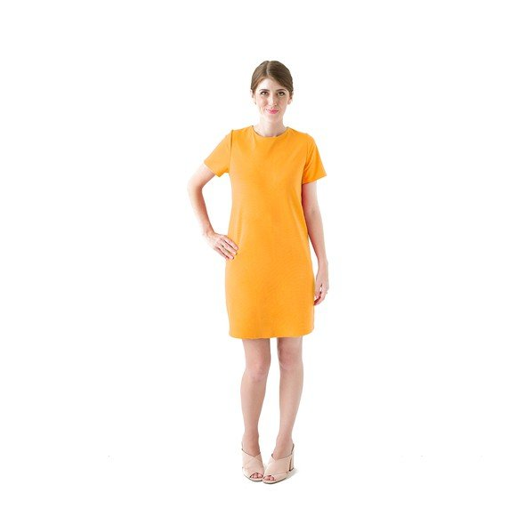 Orange dress product listing1 original