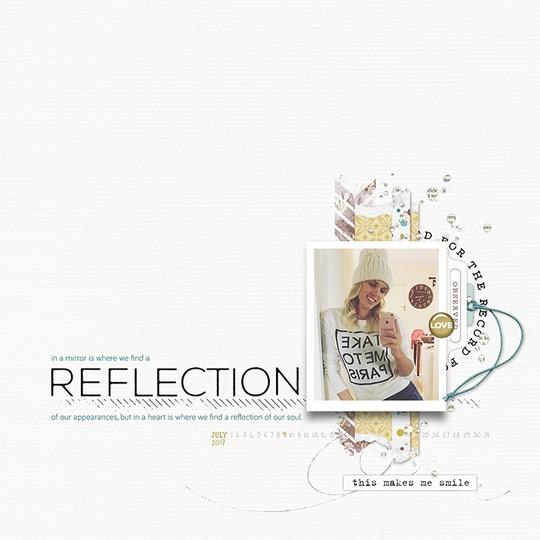 Reflection 700 original