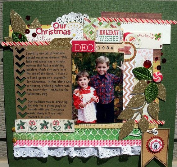 Our christmas to share