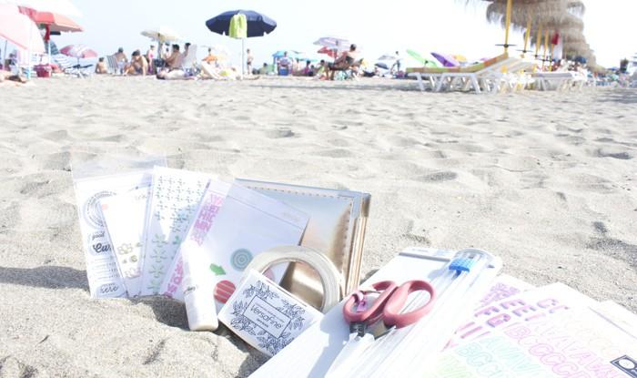 Mini album verano