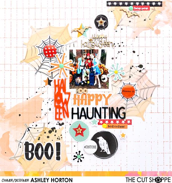 Happy haunting original