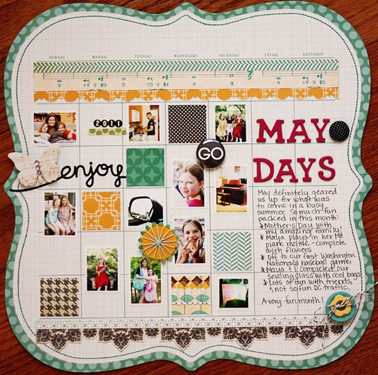 May layout