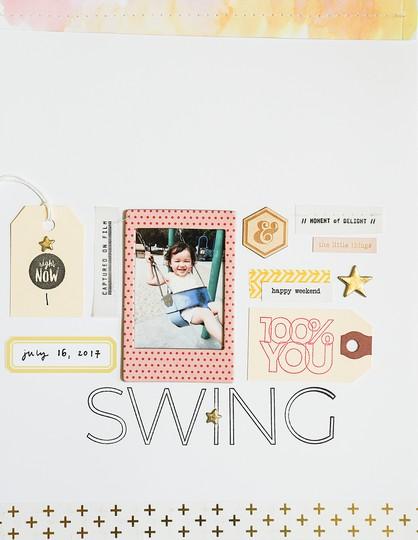 Swing layout original