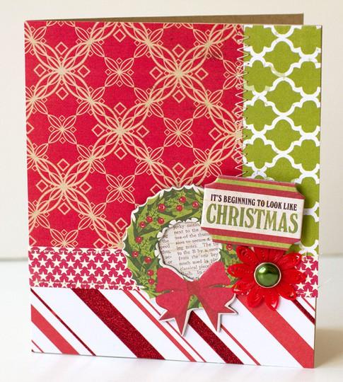 5   christmas card