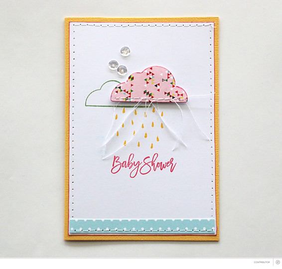 Baby shower by natalie elphinstone original