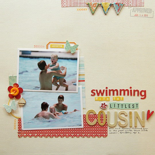 Debduty swimming