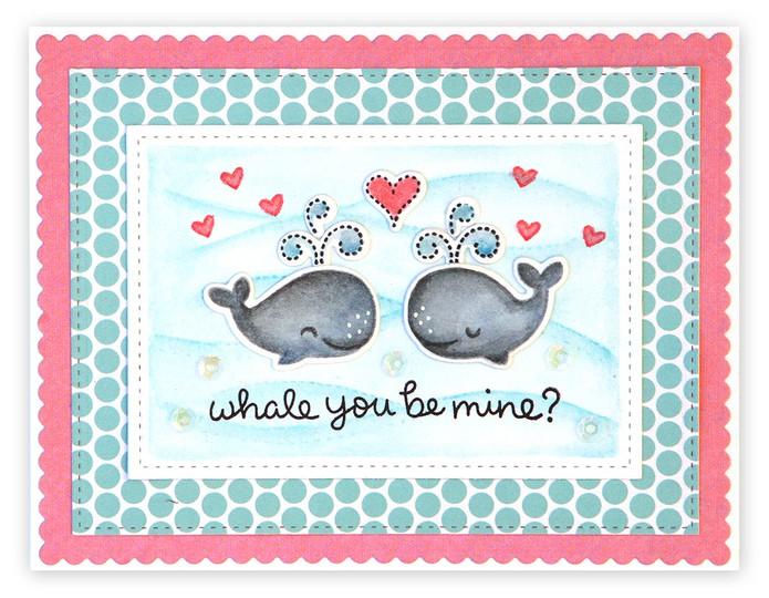 Whale you be mine 2