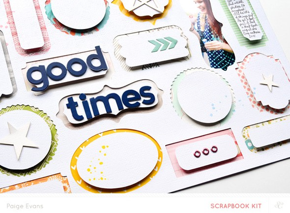 Good times detail by paige evans