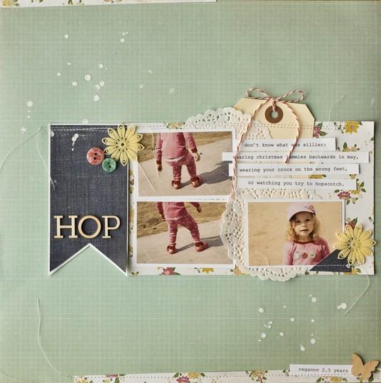 Hop 1