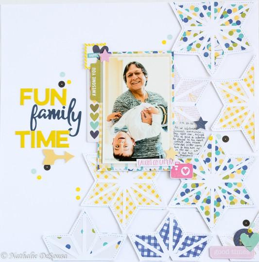 Fun family time original