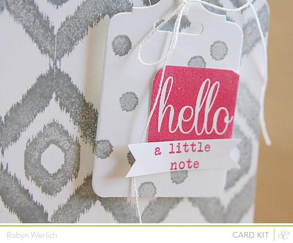 Rwerlich card little note1