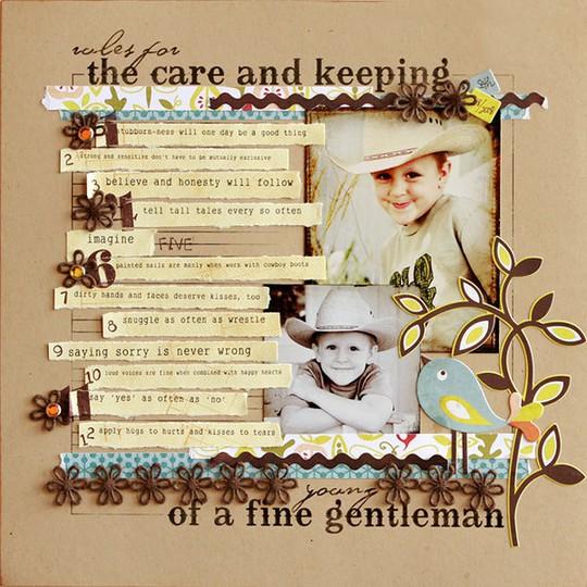 Jo fine gentleman