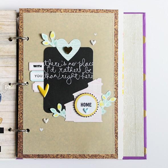 Art journal 10 home
