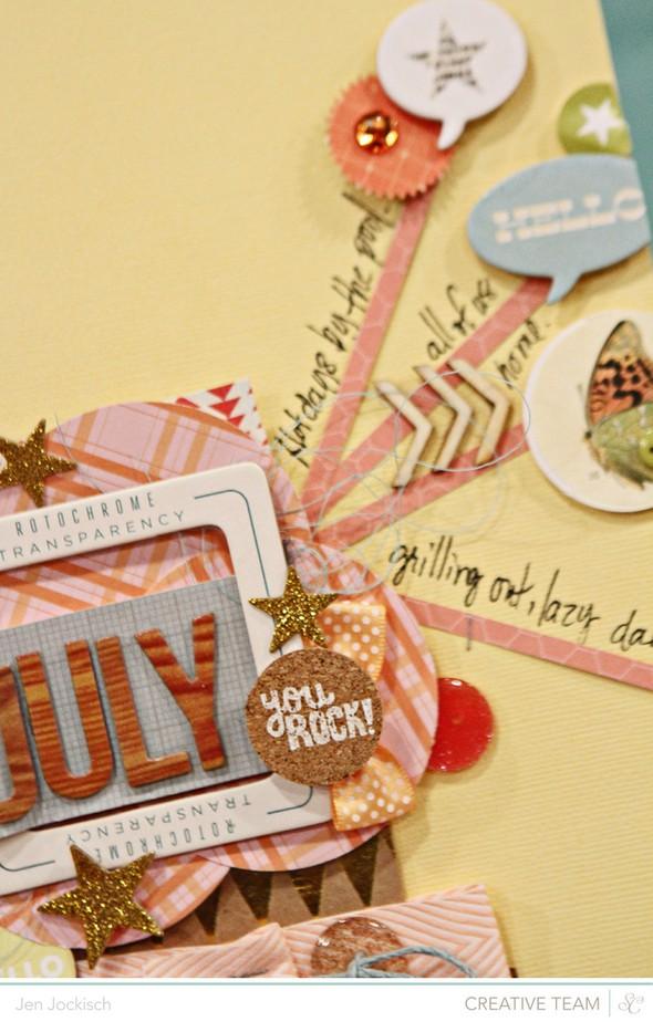 July detail